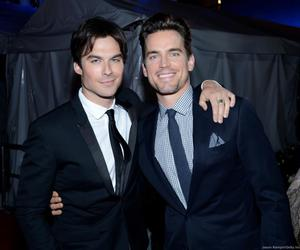 ian somerhalder, matt bomer, and sexy image