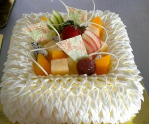 beautiful, sweets, and cake image