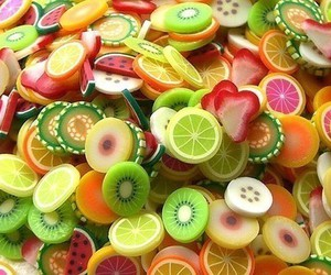 fruit, colorful, and sweet image