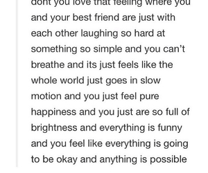 best friend, laugh, and life image