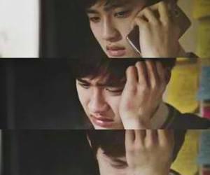 kyungsoo, d.o, and its okay thats love image