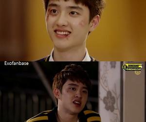 exo, its okay thats love, and kyungsoo image