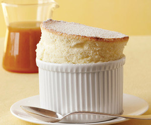 food and souffle image