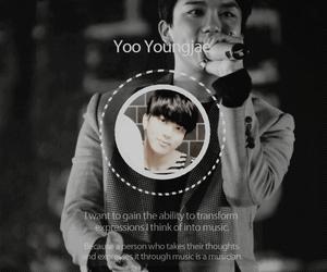 bap and yoo youngjae image
