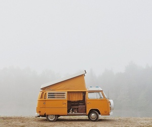fog, peace, and travel image