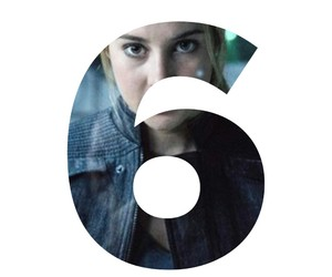 six, tris, and divergent image