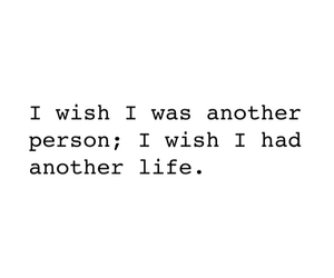 life, quote, and wish image