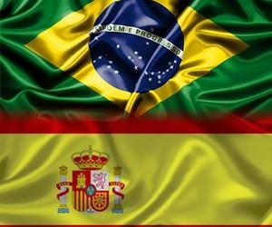 brasil, brazil, and espana image