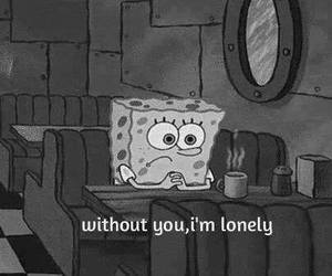alone, come back, and lonely image