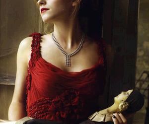 emma watson, model, and dress image