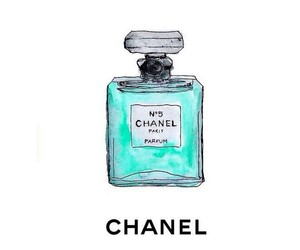 amazing, blue, and chanel image