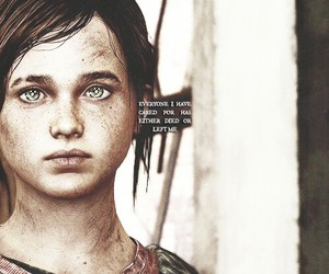the last of us, game, and book image