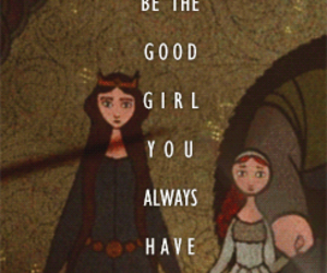 brave, disney, and let it go image