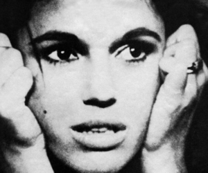 1960s, edie sedgwick, and beauty image