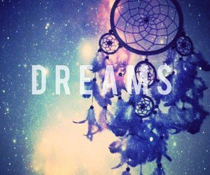 Dream and dream catcher image