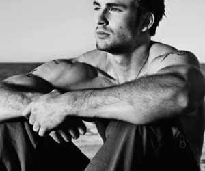 chris evans, Hot, and sexy image
