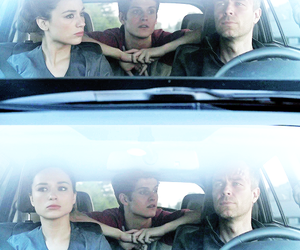 allison argent, chris argent, and isaac lahey image