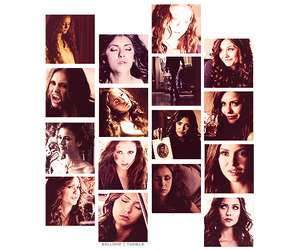 dead, the vampire diaries, and katherine pierce image