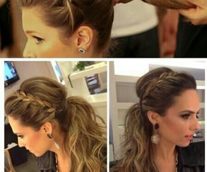 do it yourself, hair, and hairstyle image