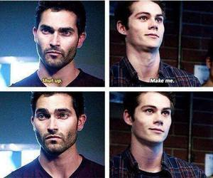 teen wolf, sterek, and stiles image