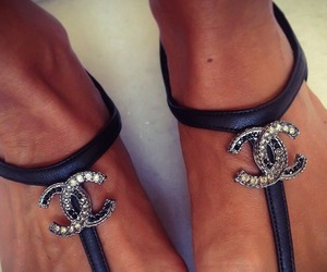 chanel, shoes, and cute image