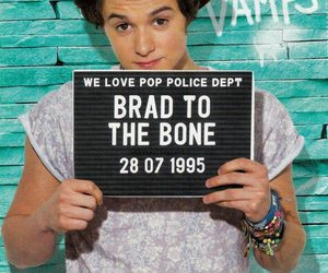 the vamps, boy, and brad image