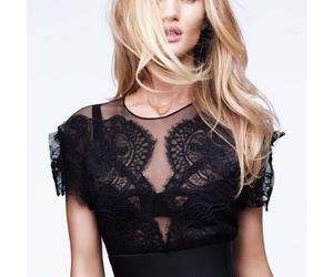 model, fashion, and rosie huntington whiteley image