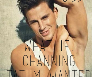 abs, channing tatum, and Hot image