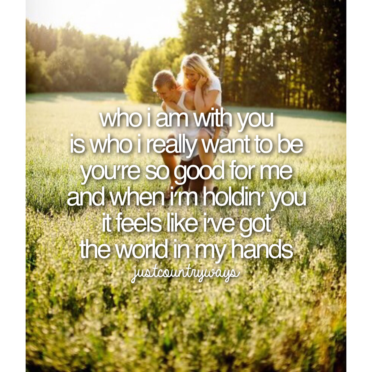Uncategorized You Lyrics Chris Young who i am with you chris young on we heart it