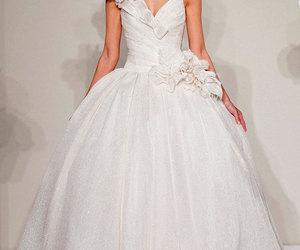 wedding dress and pnina tornai image