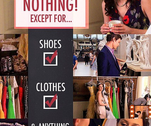 blair, clothes, and gg image