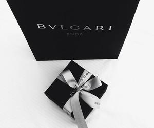 bvlgari, luxury, and black image