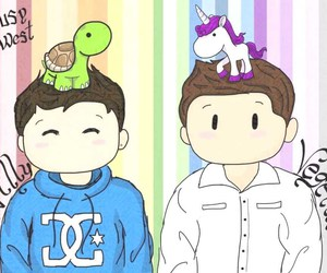 willyrex, vegetta777, and youtubers image