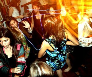 dance, glow, and party image