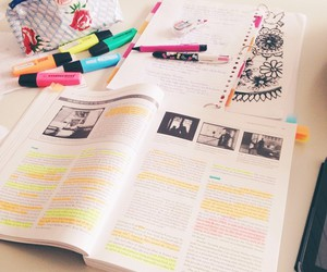 book, study, and education image