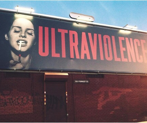 lana del rey, ultraviolence, and music image