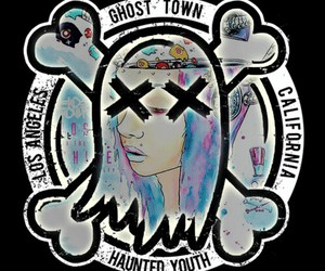 ghost town, band, and music image