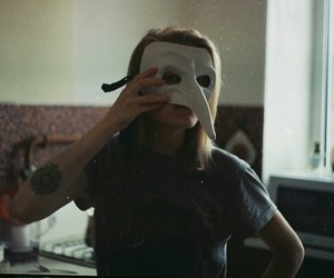 35mm, mask, and film image