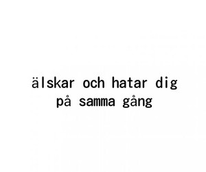 han, text, and svensk image