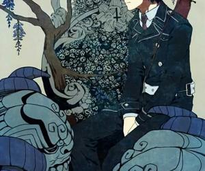 ao no exorcist, anime, and rin okumura image