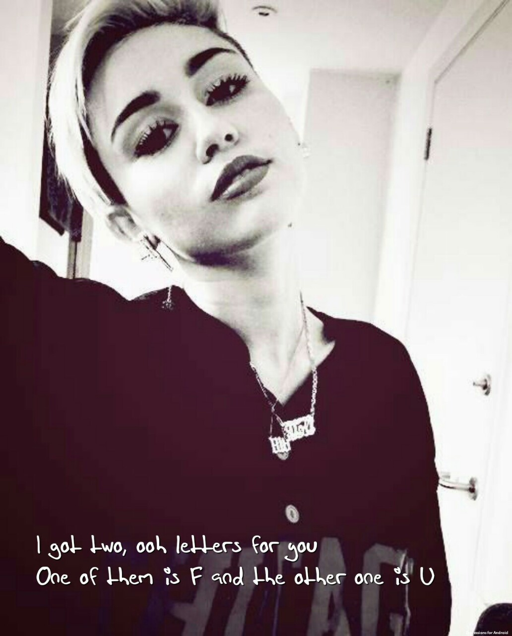 Cyrus miley quotes tumblr images