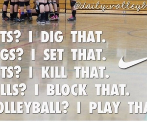 motivation, sport, and volleyball image