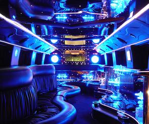 beautiful, light, and limo image