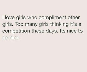 competition, think, and compliment image