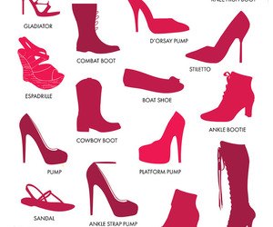 shoes, dictionary, and fashion image