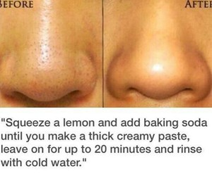 diy, nose, and beauty image