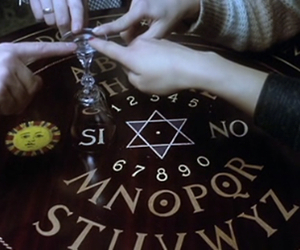 grunge, pale, and ouija image