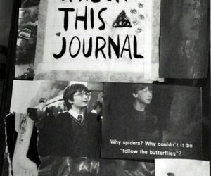 book, harry potter, and grunge image