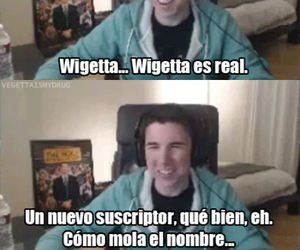 wigetta, willy, and youtuber image