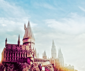 beautiful, castle, and colors image